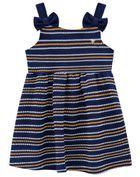 Vestido-Bebe-Menina-Com-Estampa-Floral-Em-Malha-Brandili-Baby