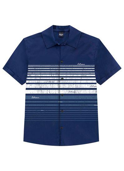 Camisa-Tricoline