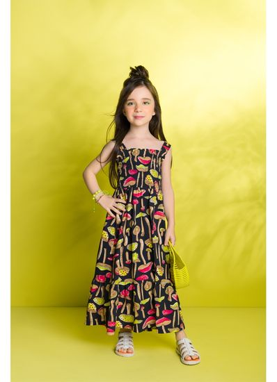 Vestido-Infantil-Listrado-Em-Malha-Estampada-Brandili---4