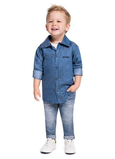 Camisa-infatil-menino-em-tecido-briel-Mundi