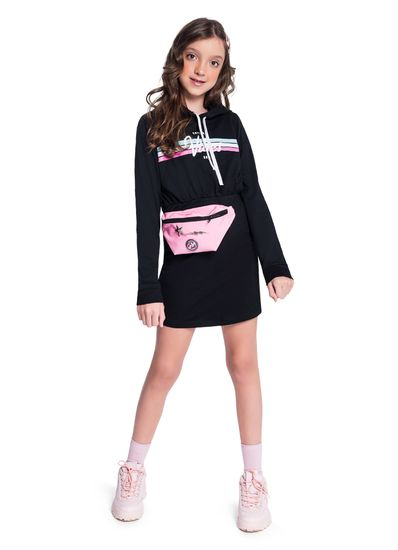 Vestido-teen-em-malha-cotton-Young-Class
