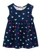 Vestido-infantil-menina-em-malha-com-estampa-de-borboletas-Brandili