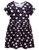 Vestido-infantil-menina-em-malha-com-estampa-de-estrelas-Brandili