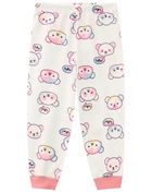 Pijama-infantil-menina-em-malha-com-estampa-de-ursinhos-Brandili