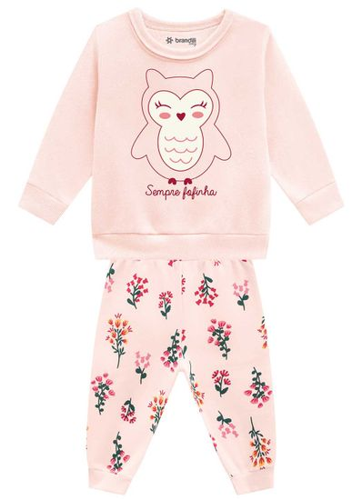 Conjunto-bebe-menina-em-moletom-Brandili-Baby
