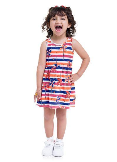 Vestido-infantil-menina-de-malha-com-estampa-de-cataventos-Brandili