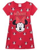 Vestido-infantil-menina-de-malha-com-estampa-da-Minnie-Brandili