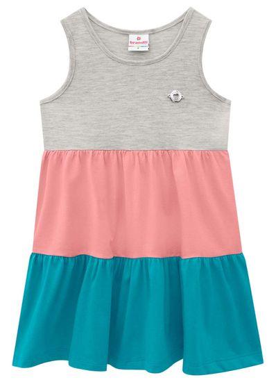 Vestido-infantil-menina-de-malha-com-recortes-em-cores-lisas-Brandili