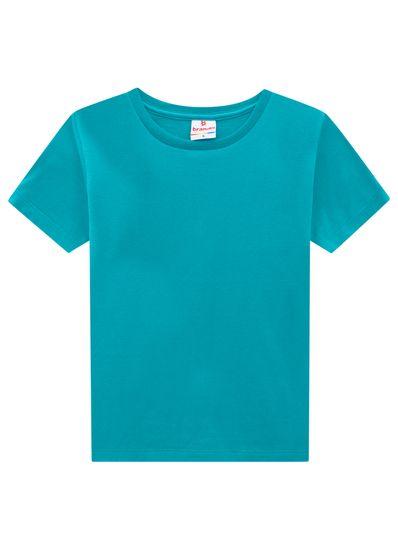 Camiseta-Infantil-Unissex-De-Malha-Basicos-Brandili