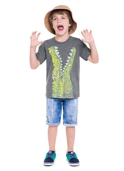 Camiseta-Infantil-Menino-De-Malha-Com-Estampa-De-Jacare---Acompanha-Jogo-De-Tabuleiro---Veste-E-Diverte-Brandili.