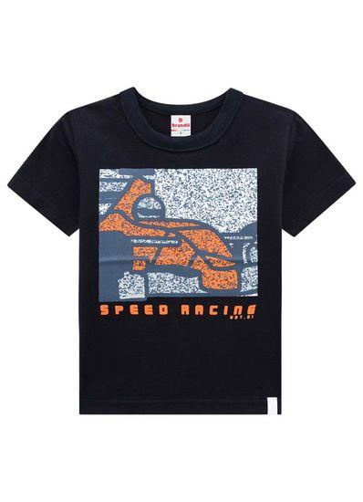 Camiseta-Infantil-Menino-De-Malha-Com-Estampa-De-Corrida-Em-Relevo-Brandili