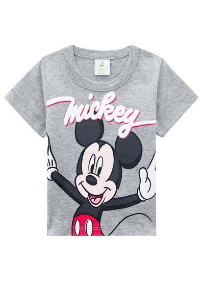 Camiseta-Bebe-Menino-De-Malha-Com-Estampa-Do-Mickey-Brandili-Baby
