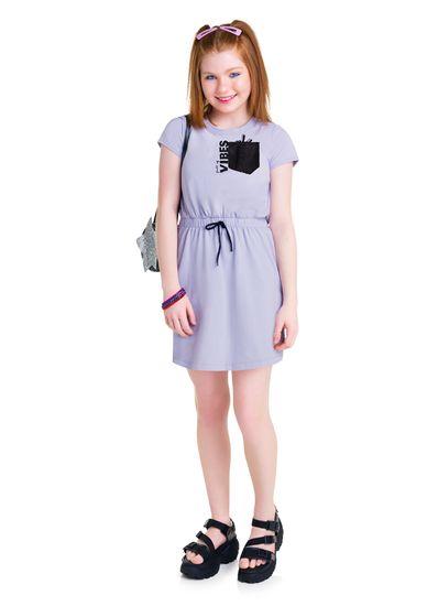 Vestido-Teen-Menina-De-Cotton-Com-Estampa-Personalizada-E-Detalhe-Na-Cintura-Young-Class