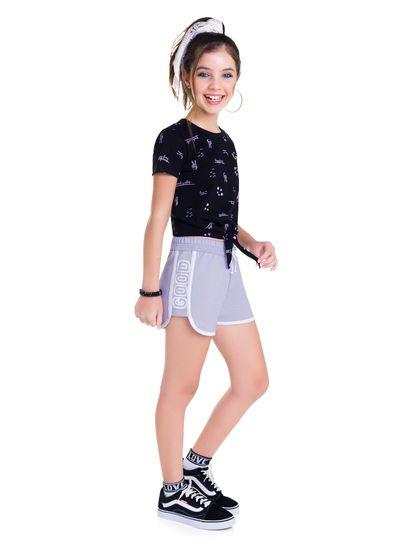 Shorts-Teen-Menina-De-Moletinho-Com-Estampa-Lateral-Young-Class
