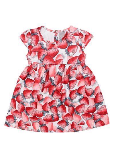 Vestido-Infantil-Menina-De-Malha-Com-Estampa-De-Frutinha-Mundi