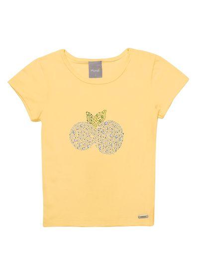 Blusa-Infantil-Menina-De-Malha-Com-Estampa-De-Frutinha-Mundi