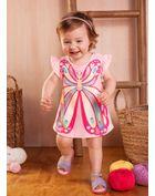 Vestido-Body-Bebe-Menina-De-Malha-Com-Estampa-De-Borboleta-Brandili-Baby
