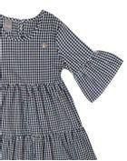 Vestido-Infantil-Menina-De-Tecido-Vichy-Com-Estampa-Xadrez-Mundi