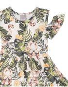 Vestido-Infantil-Menina-De-Cotton-Com-Estampa-De-Folhas-Mundi