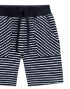 Bermuda-Infantil-Menino-De-Moletinho-Com-Listras-Brandili