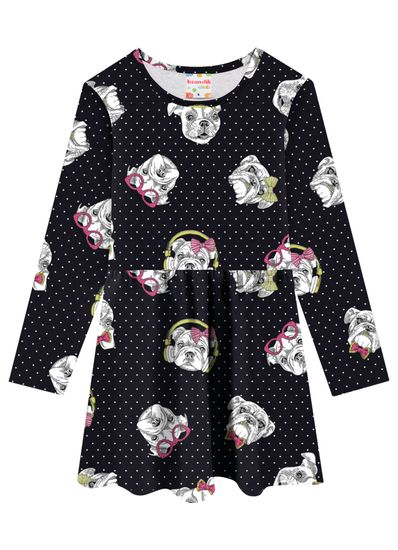 Vestido-Infantil-Menina-Em-Malha-Brandili