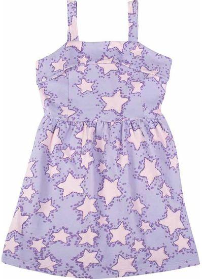 Vestido-Infantil-Menina-De-Malha-Om-Estampa-De-Estrelas-Mundi