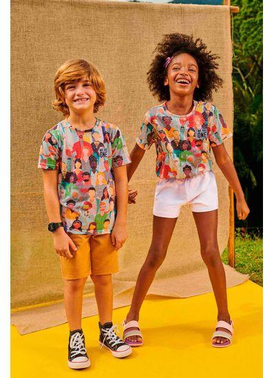 Camiseta-Infantil-Para-Meninos-E-Meninas-De-Malha-Com-Estampa-Motivacional-Brandili