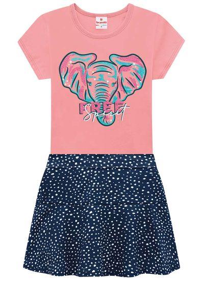 Conjunto-Infantil-Menina-De-Malha-Com-Estampa-De-Elefante-Brandili