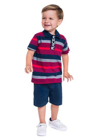 Conjunto-Polo-Infantil-Menino-Com-Listras-Brandili