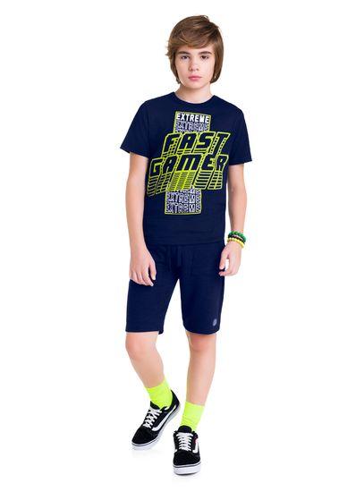 Camiseta-Teen-Menino-De-Malha-Com-Estampa-Gamer-Extreme