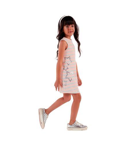 Vestido-Infantil-Menina-De-Ribana-Com-Listras-Mundi