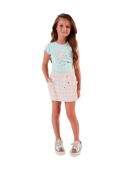 Conjunto-Infantil-Menina-De-Cotton-Com-Estampa-De-Estrela-Mundi