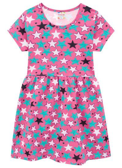 Vestido-infantil-menina-de-malha-com-estampa-de-estrelas-Brandili