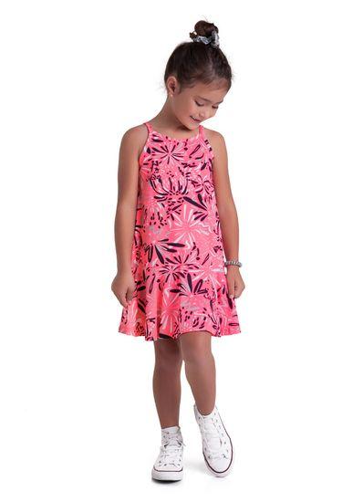 Vestido-Infantil-Menina-Malha-Estampa-Abstrata-Brandili
