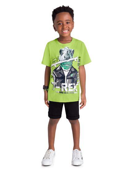 Camiseta-Infantil-Menino-Malha-Estampa-De-Dinossauro-Brandili