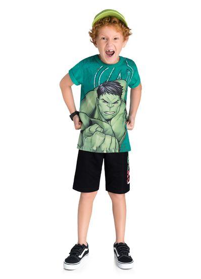 Camiseta-Infantil-Menino-Malha-Estampa-Hulk-Vingadores-Brandili
