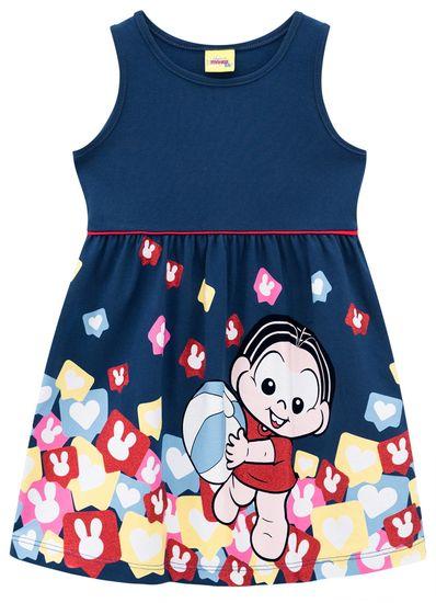 Vestido-Infantil-Menina-Malha-Estampa-Da-Turma-Da-Monica-Baby-Brandili