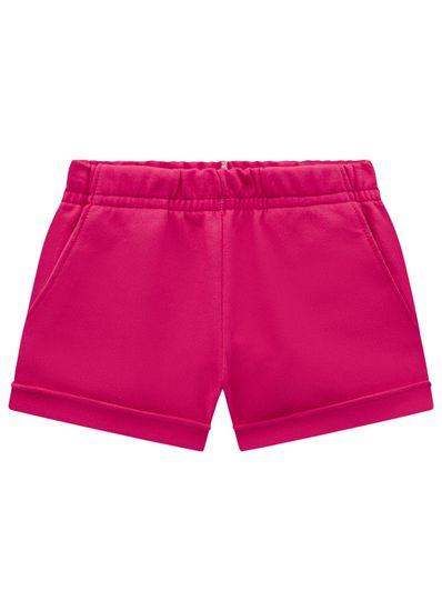 Shorts-Infantil-Menina-De-Moletinho-Com-Cor-Lisa-Brandili