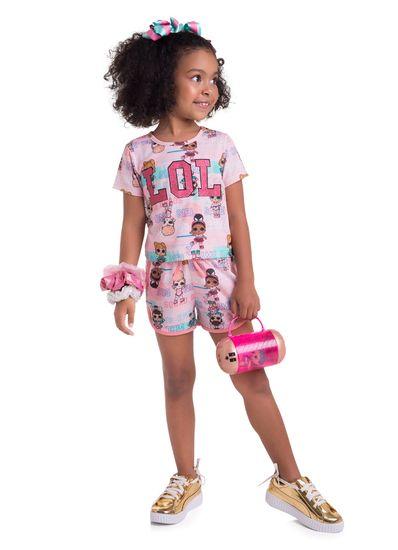 Blusa-Cropped-Infantil-Menina-Cotton-Estampa-Lol-Surprise-Brandili