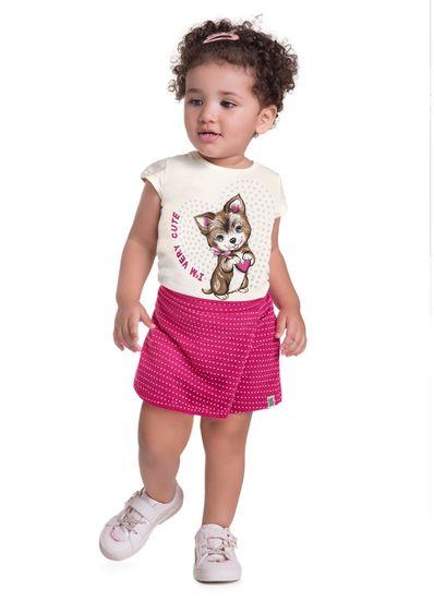 Conjunto-Infantil-Menina-Malha-Estampa-Metalizada-Brandili