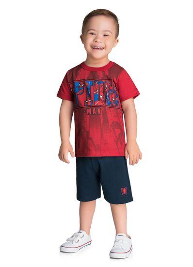 Conjunto-Infantil-Menino-Malha-Estampa-Do-Homem-Aranha-Brandili