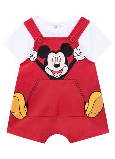 Conjunto-Bebe-Menino-De-Moletinho-Estampa-Mickey-Mouse-Brandili-Baby
