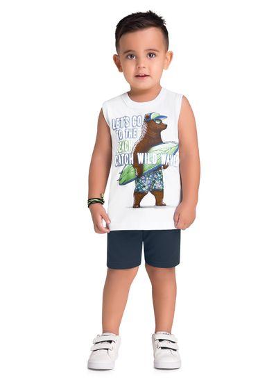Conjunto-Infantil-Menino-Malha-Estampa-De-Urso-Surfista-Brandili