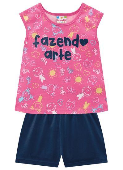 Conjunto-Infantil-Menina-Malha-Estampa-Desenhos-Infantis-Brandili