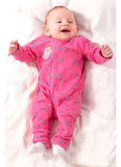 Macacao-Bebe-Menina-Cotton-Estampa-Estrela-Brandili-Baby
