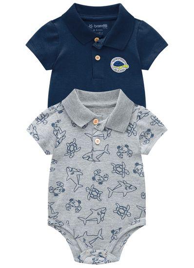 Kit-De-Bodies-Polo-Bebe-Menino-Cotton-Estampa-Brandili-Baby