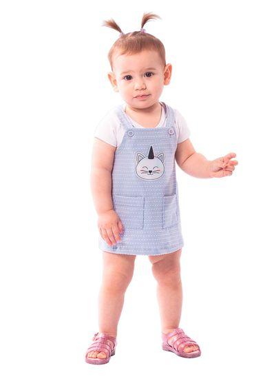 Conjunto-Bebe-Menina-Cotton-Estampa-De-Gatinho-Brandili-Baby