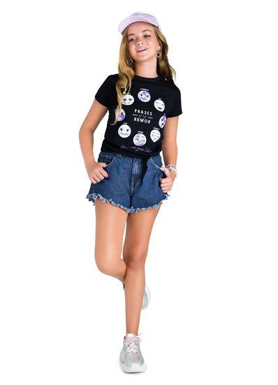 Blusa-Teen-Menina-Malha-Estampa-De-Humor-Young-Class