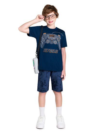 Camiseta-Teen-Menino-Malha-Estampa-Controle-De-Video-Game-Extreme