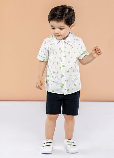 Camisa-Infantil-Menino-De-Tricoline-Estampa-Bolas-De-Tenis-Mundi